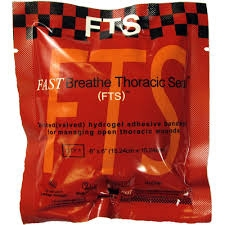 FTS-Fast breathe thoracic seal